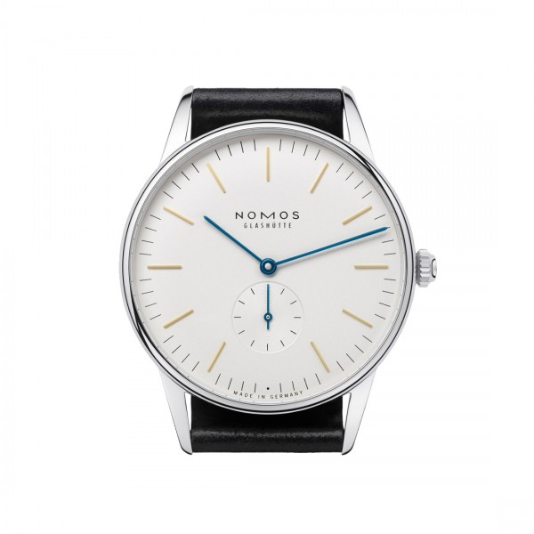 NOMOS Glashütte Orion 38 Glasboden