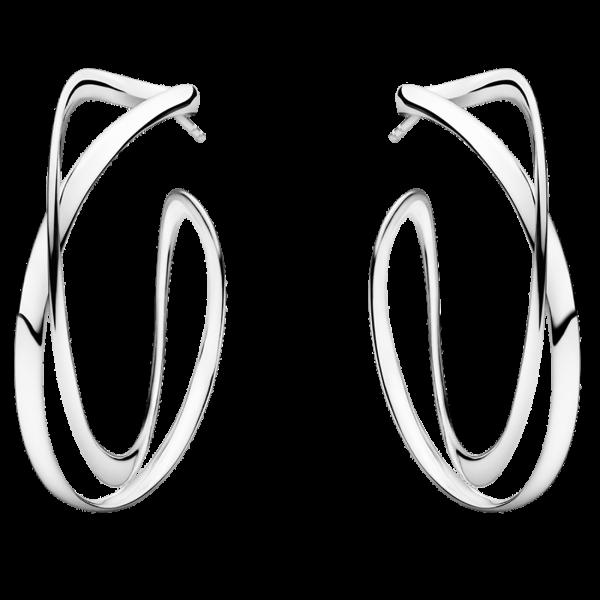 Infinity Earring Large