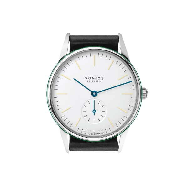 NOMOS Glashütte Orion Glasboden
