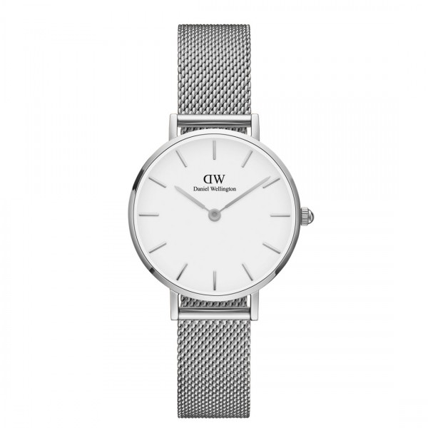 Daniel Wellington Damenuhr Petite 28 Sterling Steel