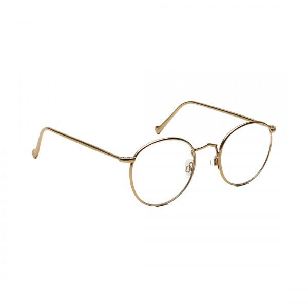 Moscot ZEV TT SE Gold Brille bei Lauscher in Aachen