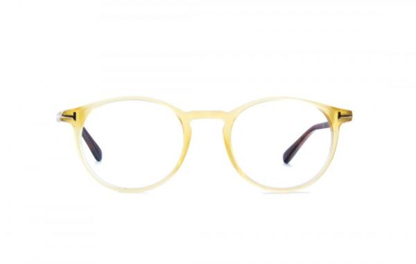 Tom Ford Brille Kunststoff, blond/ havanna, FT529448041