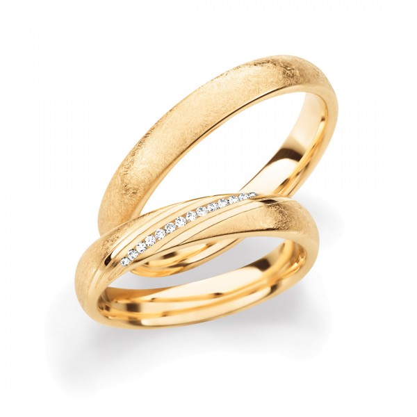 Eheringe Rosegold bei Juwelier Lauscher in Aachen