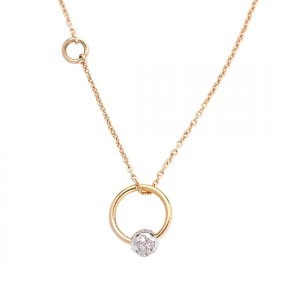 "Gramos de amor Collier ""Eternity"""
