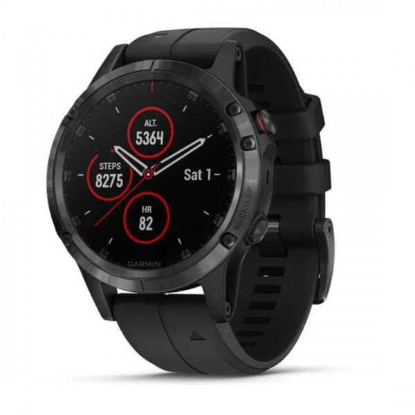 Garmin fenix 5 Plus Smartwatch Saphir