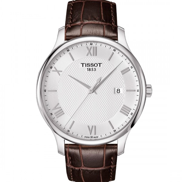 Tissot TISSOT TRADITION HAU STAHL/LED