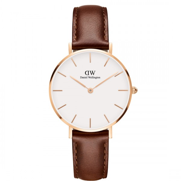 Daniel Wellington Damenuhr St. Maves Petite 32 rose