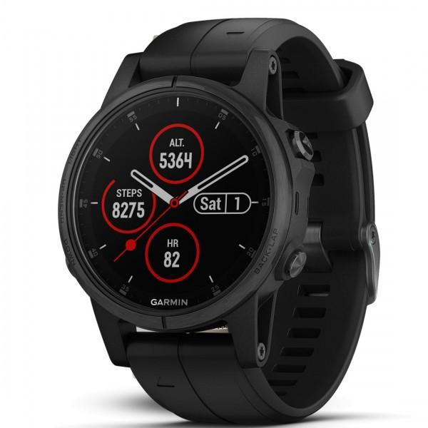 Garmin fenix 5 Plus Sapphire Edition Smartwatch