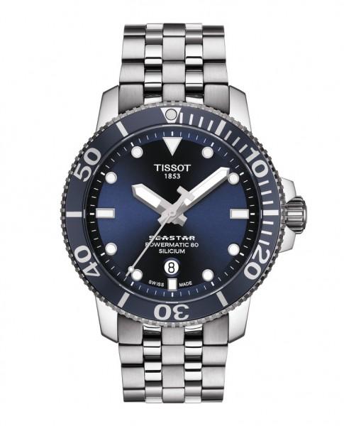 Tissot Seastar 1000 Powermatic 80 Silicium