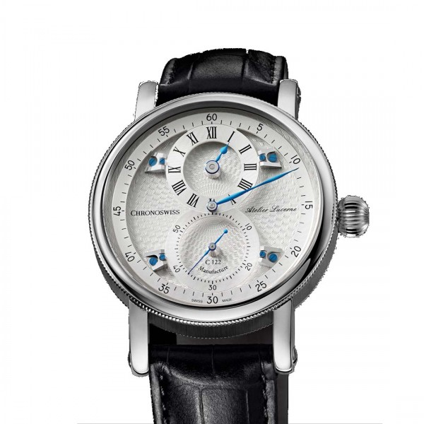 Chronoswiss Flying Regulator Manufacture Silver