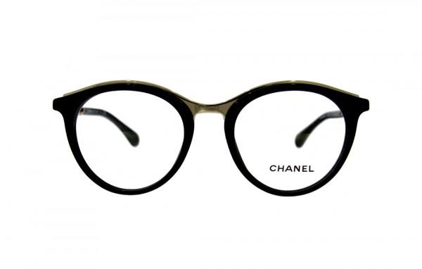 Chanel Brille 3349-Q c.501 49-19